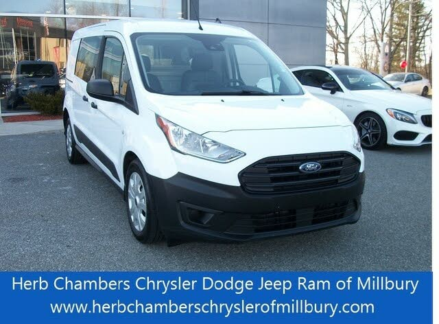 2019 Ford Transit Connect Cargo XL LWB FWD with Rear Cargo Doors