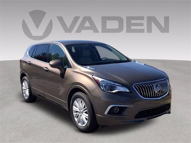 2018 Buick Envision Preferred FWD
