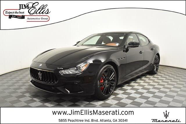 2021 Maserati Ghibli RWD