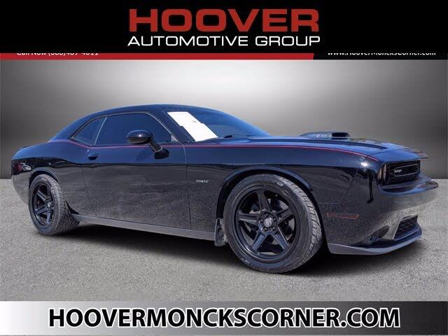 2016 Dodge Challenger R/T Plus Shaker RWD