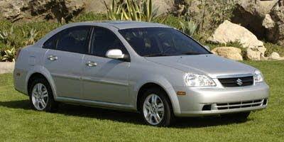 2007 Suzuki Forenza Convenience