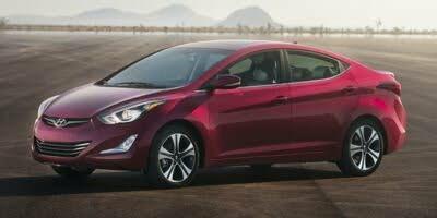 2014 Hyundai Elantra Limited Sedan FWD with Technology