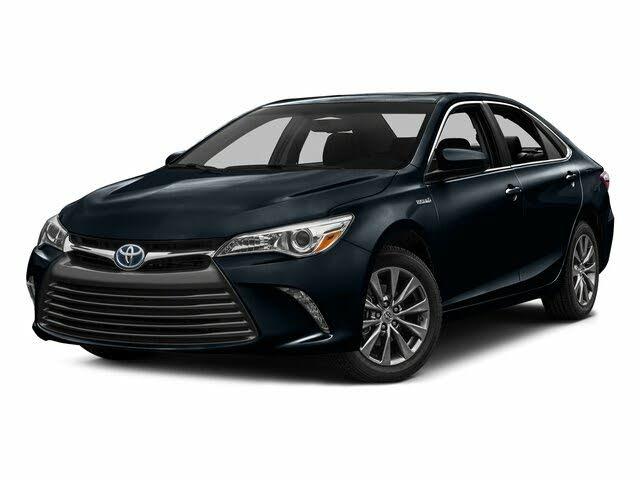 2016 Toyota Camry Hybrid XLE FWD