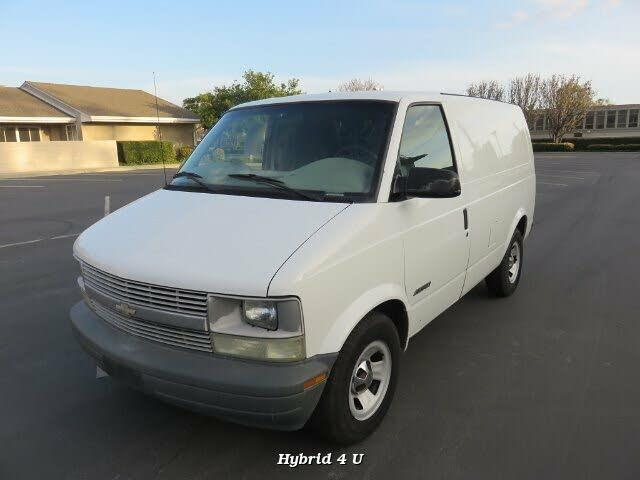 2001 Chevrolet Astro Cargo Extended RWD