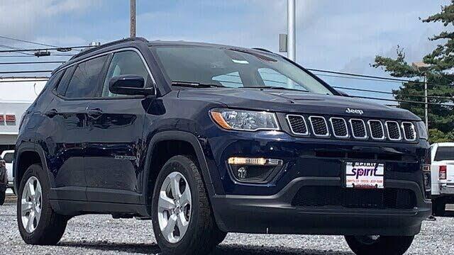 2019 Jeep Compass Latitude 4WD