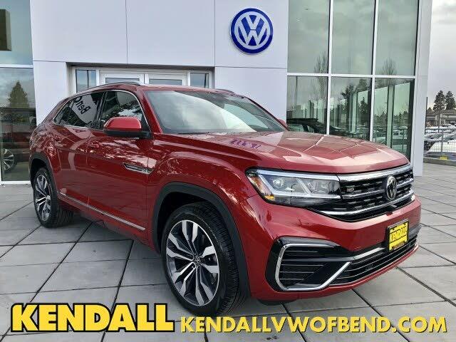 2021 Volkswagen Atlas Cross Sport V6 SEL Premium R-Line 4Motion AWD