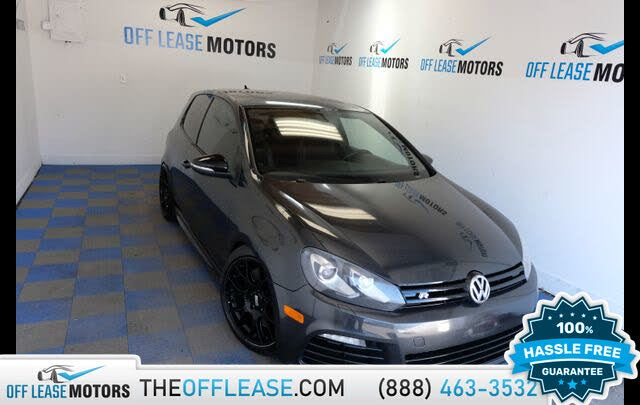 2012 Volkswagen Golf R 2-Door AWD