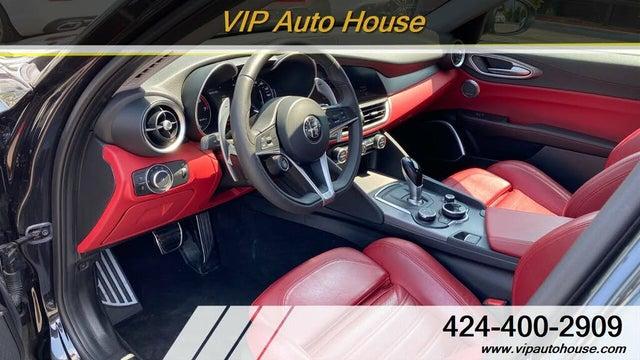 2018 Alfa Romeo Giulia Ti Sport RWD