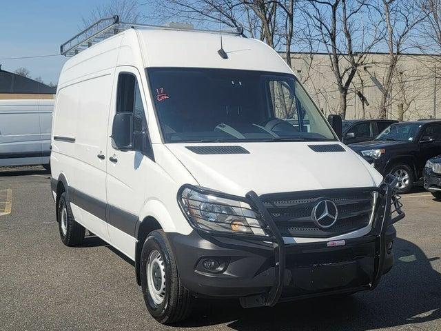 2017 Mercedes-Benz Sprinter Cargo 2500 144 V6 Worker RWD
