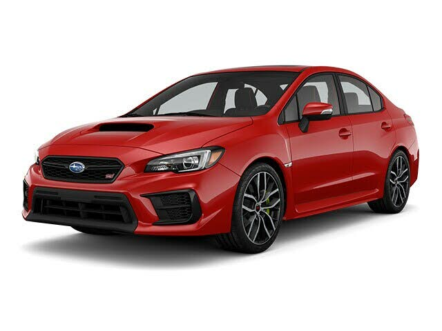 2021 Subaru WRX STI Limited AWD with Low Profile Spoiler
