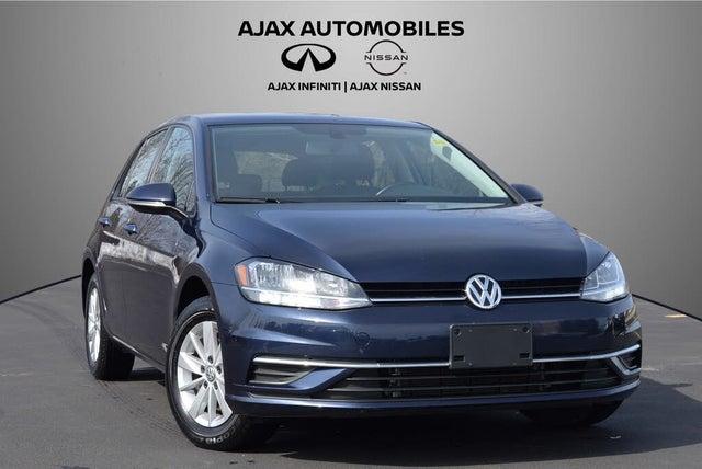 2019 Volkswagen Golf 1.4T Comfortline 4-Door FWD