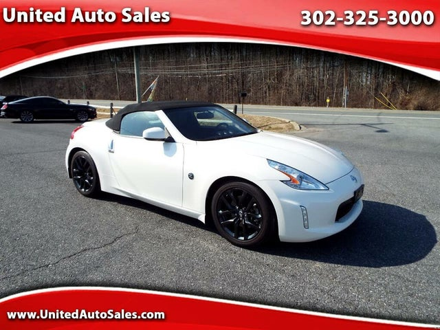 2016 Nissan 370Z Roadster Touring