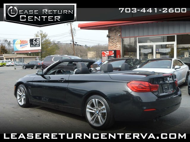 Used Bmw 4 Series 430i Convertible Rwd For Sale With Photos Cargurus