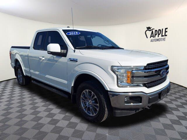 2018 Ford F-150 Lariat SuperCab 4WD