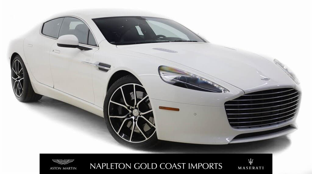 Used Aston Martin Rapide For Sale Right Now Cargurus