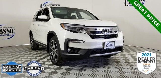 2019 Honda Pilot Touring 7-Seat AWD