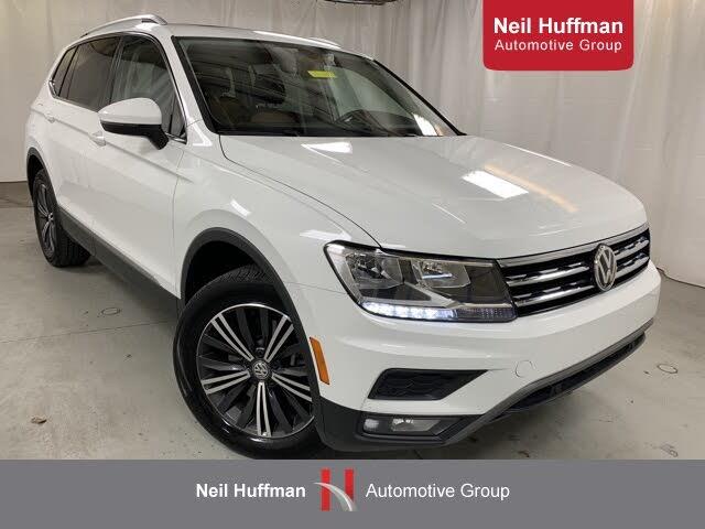 2019 Volkswagen Tiguan SEL R-Line FWD