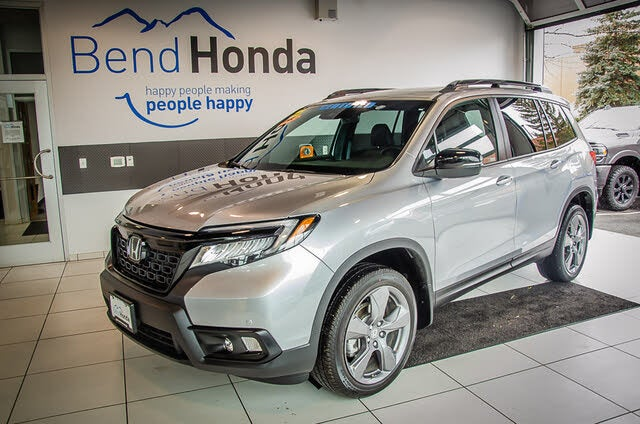 2020 Honda Passport Touring AWD