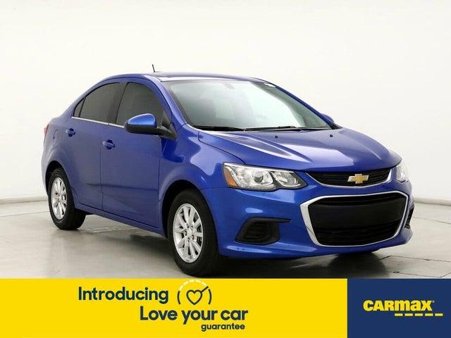 2019 Chevrolet Sonic LT Sedan FWD