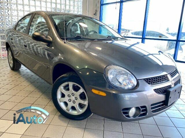 2003 Dodge Neon SXT Sedan FWD