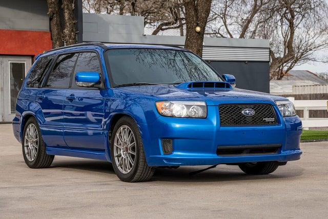 2007 Subaru Forester 2.5XT Sports