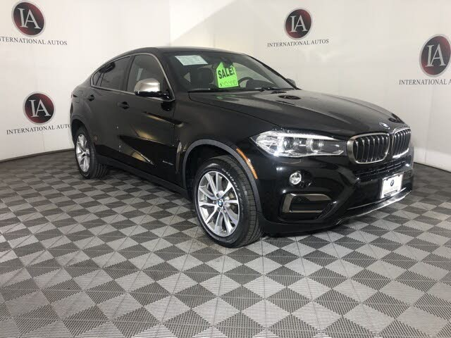 2018 BMW X6 xDrive35i AWD