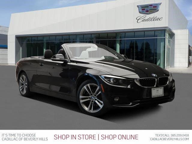 2018 BMW 4 Series 430i xDrive Convertible AWD
