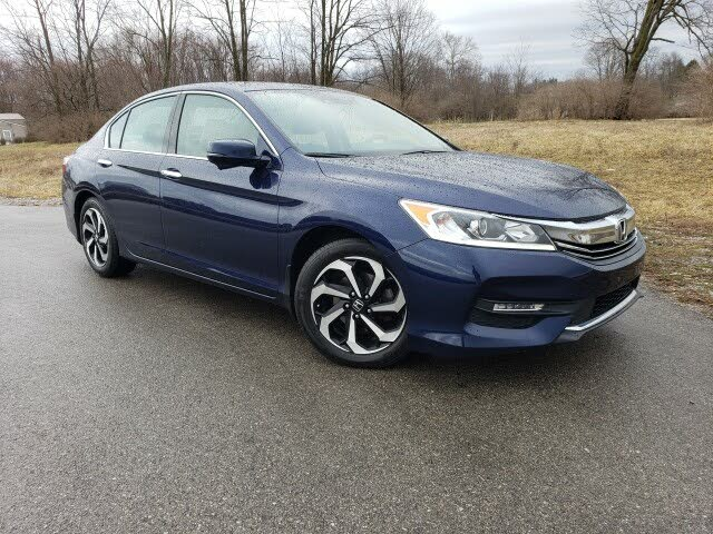 2016 Honda Accord EX-L V6 with Honda Sensing