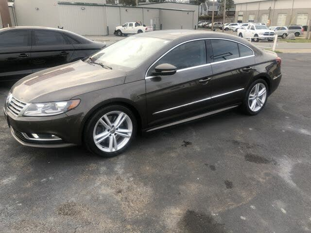 2013 Volkswagen CC VR6 Executive 4Motion AWD