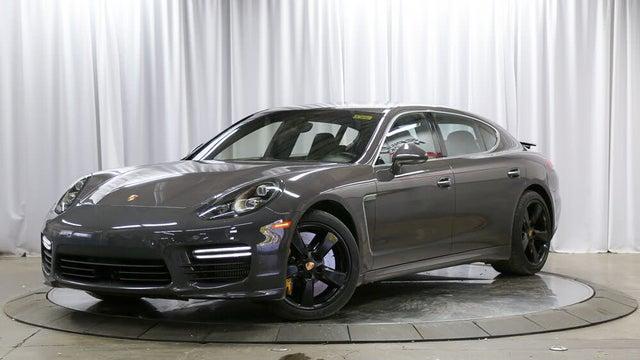 2016 Porsche Panamera Turbo S Executive