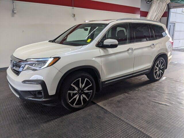 2019 Honda Pilot Elite AWD