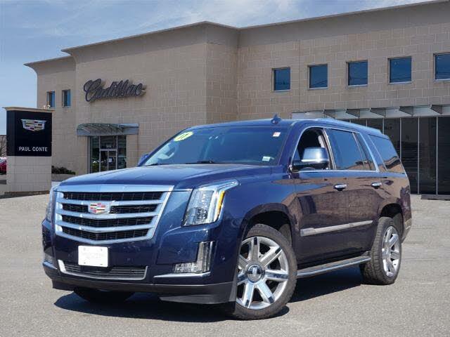 2017 Cadillac Escalade Luxury 4WD