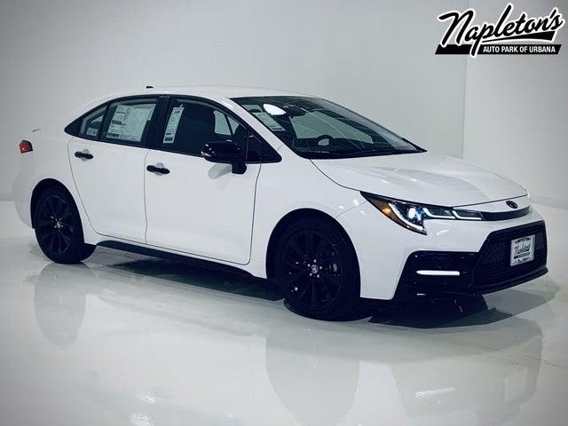 2021 Toyota Corolla SE Nightshade Edition FWD