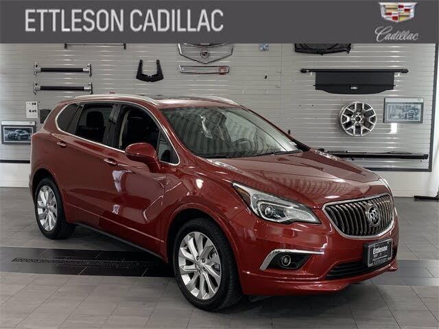 2016 Buick Envision Premium II AWD