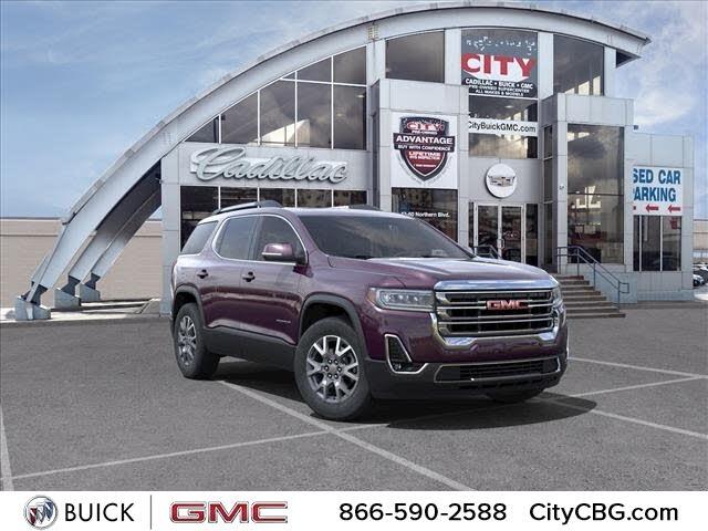 2021 GMC Acadia SLT AWD