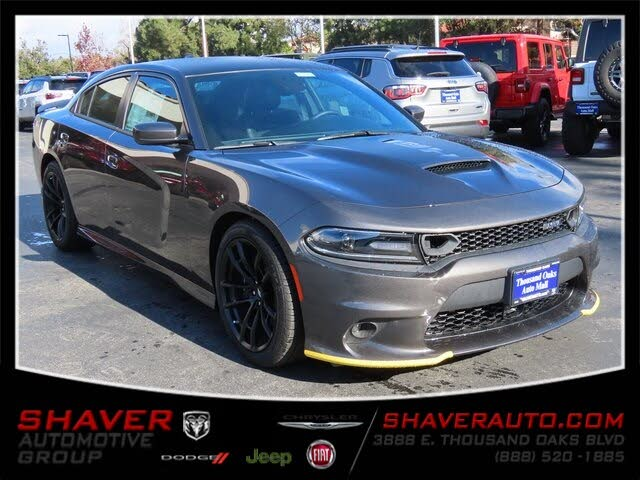 2021 Dodge Charger Scat Pack RWD