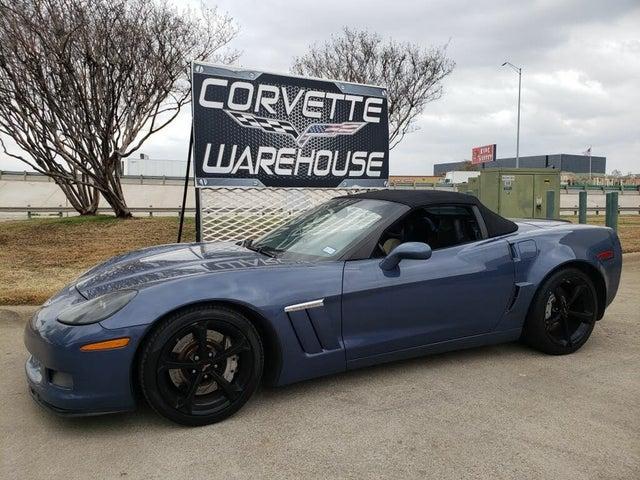 2012 Chevrolet Corvette Z16 Grand Sport 4LT Convertible RWD