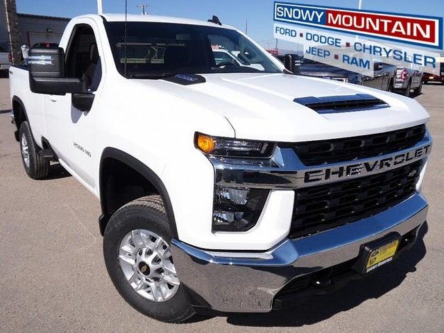 2021 Chevrolet Silverado 2500HD LT LB 4WD