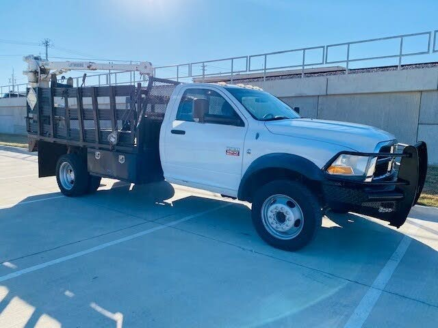 2011 RAM 5500 Chassis