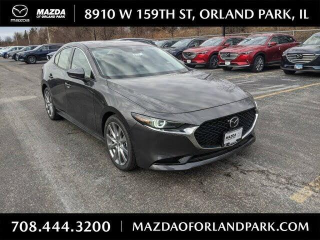 2020 Mazda MAZDA3 Premium Sedan FWD