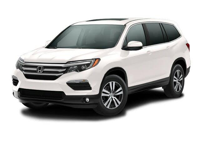 2016 Honda Pilot EX-L AWD with Nav