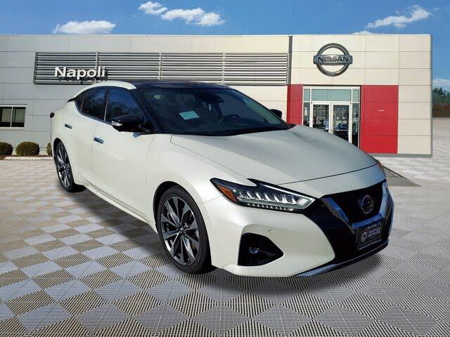 2021 Nissan Maxima Platinum FWD