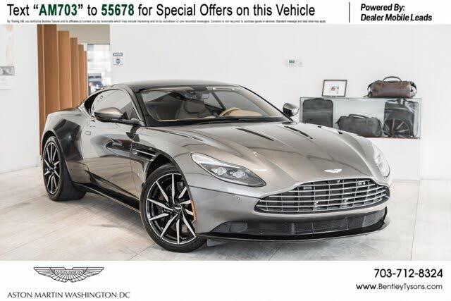 Used Aston Martin For Sale In Washington Dc Cargurus