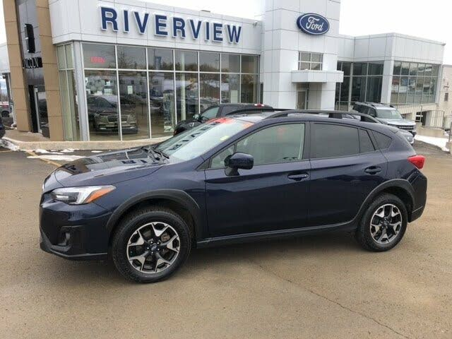2019 Subaru Crosstrek Sport AWD with EyeSight Package