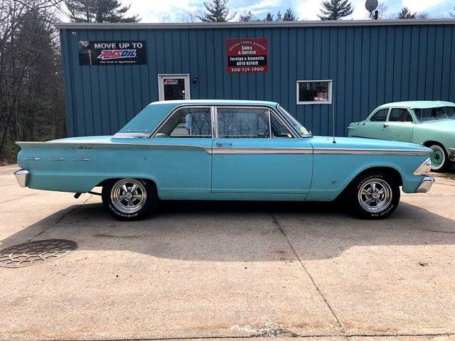1962 Ford Fairlane Sedan