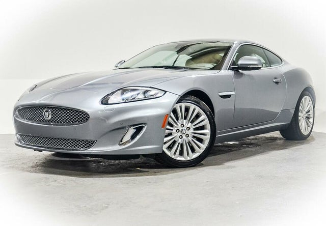 2012 Jaguar XK-Series XK Coupe RWD