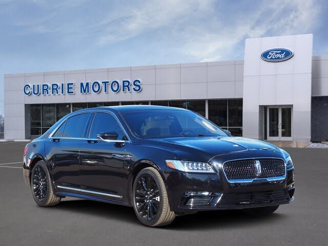 2020 Lincoln Continental Reserve AWD