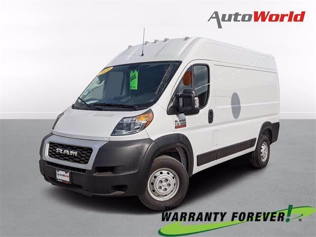 2020 RAM ProMaster 1500 136 High Roof Cargo Van FWD