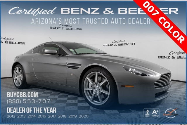 Used 2006 Aston Martin V8 Vantage For Sale Right Now Cargurus