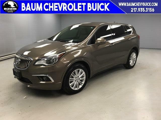 2017 Buick Envision Preferred FWD